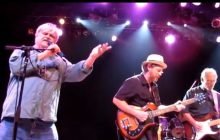 Suspects with Col. Bruce, Paul & Fred from Little Feat at Variety Playhouse in Atlanta, GA