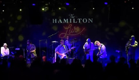 Spanish Moon > Skin It Back, Hamilton Music Club, Washington DC 5/17/14 with Paul Barrere and Fred Tackett of Little Feat